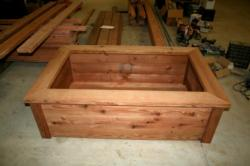 Completed Planter